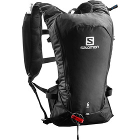Salomon Agile 6 Drinkrugzak, black
